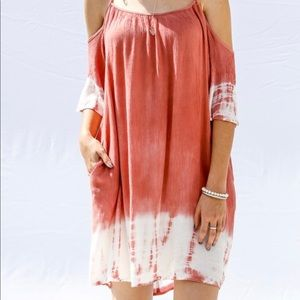 NWT tie dye dress